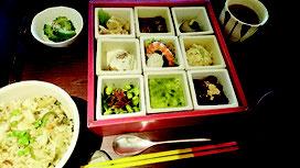 種子取祭にまつわる食材を用いた特別朝食メニュー=星のや竹富島
