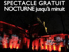 spectacle a la cité de carcassonne