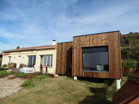Extension en bois Renov Evolution