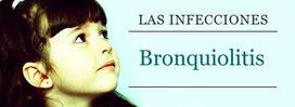 Bronquiolitis, Pediatria