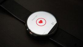 Smartwatch Pulsmesser