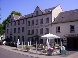 Hotel am Ceresplatz voorkant