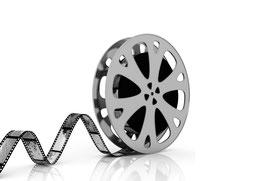 Wir digitaliseren 16mm Filme mit modernester Technik und brennen sie auf DVD, Blu ray, Festplatte oder USB-Stick.
