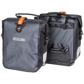 Wasserfeste Fahrrad-Taschen von Ortlieb - für e-Bikes und Pedelecs geeignet