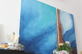 Ausstellung, Kreativmarkt St. Landelin Ettenheimmünster, Bernadette Vögele