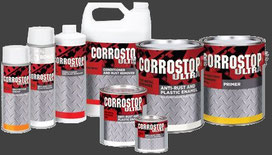 CORROSTOP RUST PAINT