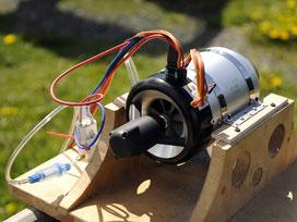 Turbo réacteur