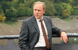 Ulrich Tukur als Felix Murot. Bild: HR/Johannes Krieg