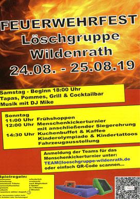 Feuerwehrfest Wildenrath 2019