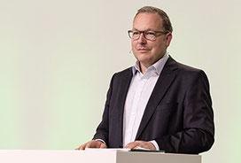 Dr. Thomas Stoffmehl, CSO und Sprecher der Unternehmensführung