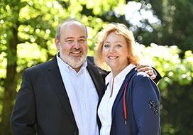 Dr. Alfred und Brigitte Gruber