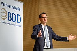 Jochen Clausnitzer, BDD-Geschäftsführer
