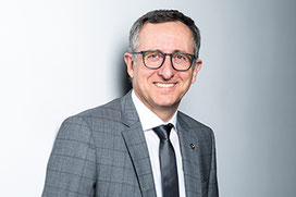 Andreas Friesch, Ceo von LR Health & Beauty