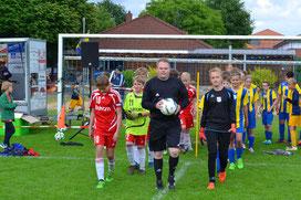 Sein letztes Spiel: TuS Jevenstedt - TuS Bargstedt