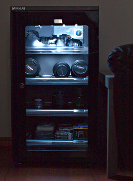Raylab Dry Cabinet FotoSafe