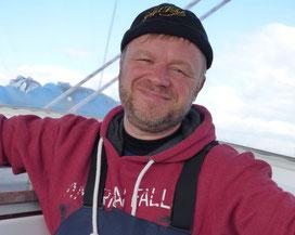 Norbert Schneider,  Skipper