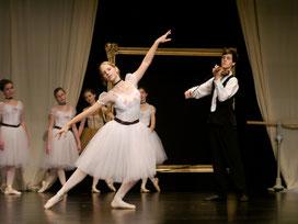 """""""Die kleine Tänzerin von Degas"""""""