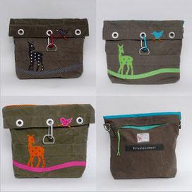 REh-form-Taschen Großer Rehkrut von Sabine Korn