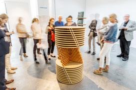 Ausstellung Leunora Salihu im Museum Lothar Fischer Fotos: Marcus Rebmann