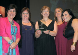 Hospital team of the year