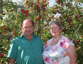 Heidi & Christian Eltern von Christoph