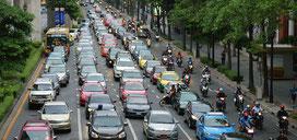 Madrid, París o Hamburgo planean ser ciudades parcialmente libres de coches.  Foto: © Pixabay / SINC
