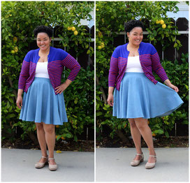 Fashion-Tipps für Curvy Styles