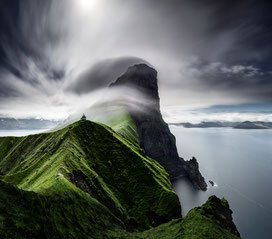 Cliffs of Kallur taken by Janne Kahila. Winner of 'Our world is beautiful' contest.