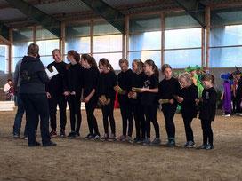 3. Platz - Die Wilden Voltis (Landshut Team 2)