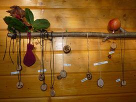 Baum-Amulette Übersicht
