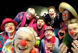 Die Clownin Workshop Vertiefung Schönsein