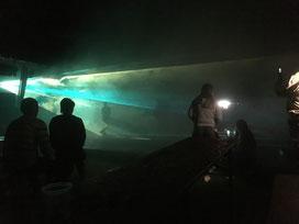 Lasershow in Altfriedland