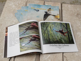 Buch, Acrylmalerei, Acrylfarbe, malen, Guggemos