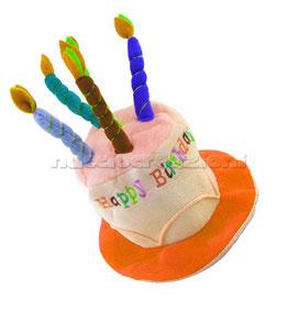 cappello happy birthday