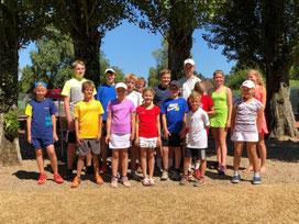 Die Siegerinnen und Sieger der Junior-Open 2018