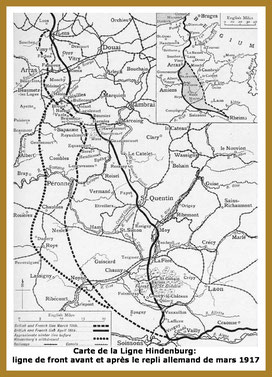 the war front in 1917