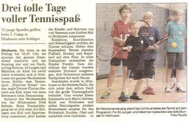 Segeberger Zeitung, Februar 2013