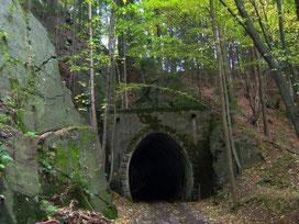 Tunnel der Schwarzbachbahn