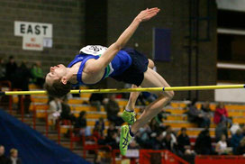 New native high jump record holder Ray Bobrownicki (photo: Bobby Gavin)