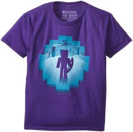 Minecraft Eye of Ender Premium Tee マインクラフトアイオブエンダーTシャツ