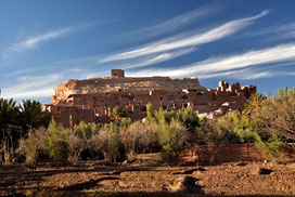 Die Kasbah von Ait Benhadou, UNESCO Weltkulturerbe