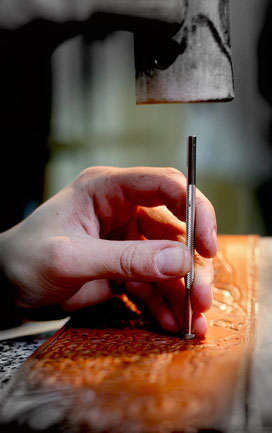 Artisan du cuir