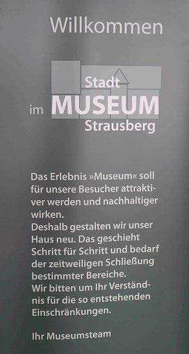 Stadtmuseum Strausberg Erlebnis Museum