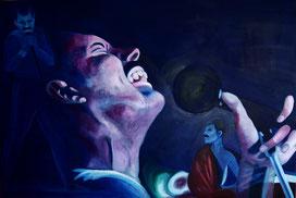 Ildiko Terebesi - Atelier für Malerei, Queen - Hungarian Rhapsody