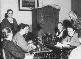 """Chemnitzer """"Tabea Gruppe"""" im Jahr 1920"""
