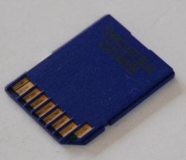 一眼レフの普及と共に、最近、急増しているSDカードからのデータ救出