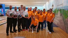 Abteilung Bowling - GSBV Halle/Saale