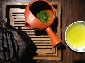 Grüner Tee - Einfachheit kann auch einfach purer Genuss sein.