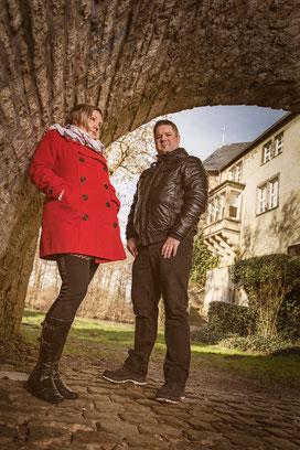 Angela und Lars von Seelenrot deutsch Popsongs, melancholische Balladen, Musik zum Seele baumeln lassen