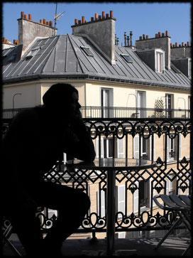 L'amour à Montmartre